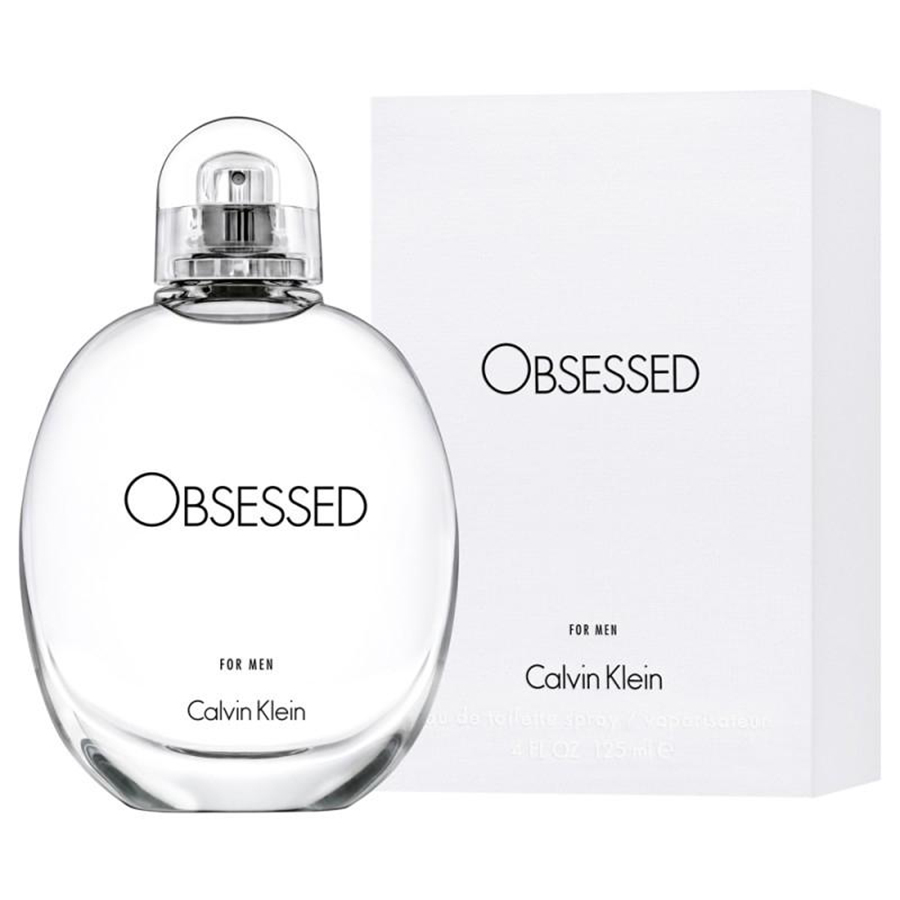 Obsessed Calvin Klein for men